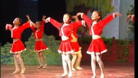 儿童舞蹈-蝴蝶飞呀
