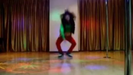 SCooo钢管舞舞蹈教学视频-5