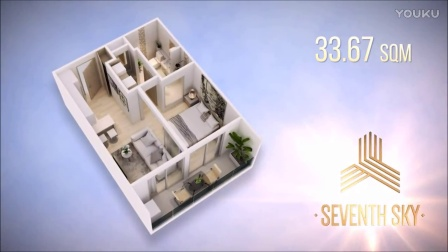 泰国普吉岛seventh sky公寓