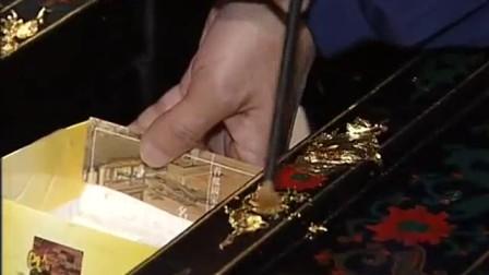 《首都经济报道》20130425: 金漆镶嵌首次展示 燕京八绝令人称绝
