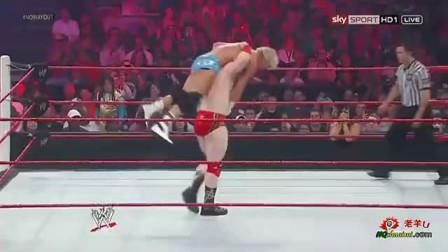 WWE12年无路可逃 Sheamus vs. Dolph Ziggler HD高清