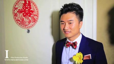 上海松江婚礼现场剪辑《挡不住的热情》
