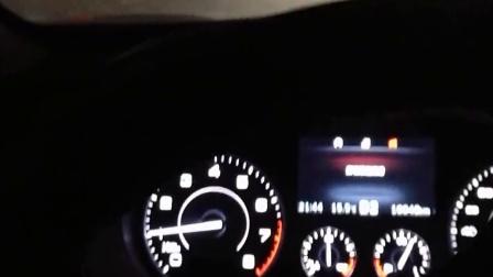 宝沃bx7发动机声音杠杠的(10000公里)