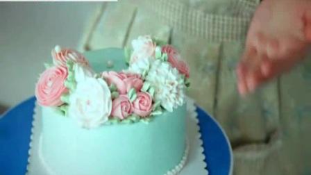 蛋糕烘焙培训学校20裱花翻糖学做蛋糕(21)20西点学院