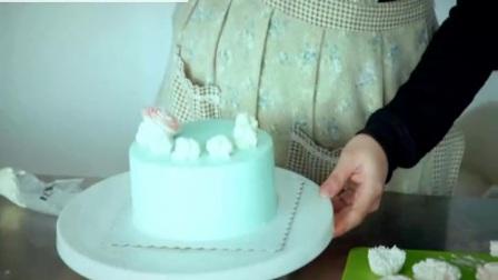 刘清蛋糕烘焙学校0翻糖蛋糕烘焙(26)0糕点培训学校