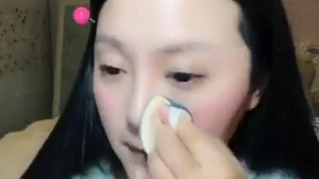 最近日常妆容
