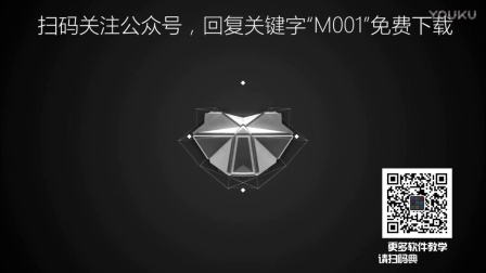 【AE模板】AE特效合成片头模板 点线MG风格效果