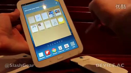 三星Galaxy Note 8.0抢先试玩www.doshow.com.cn