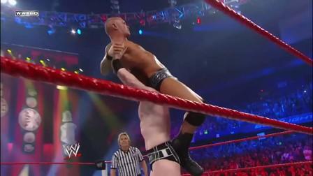 WWE冠军之夜10大经典镜头