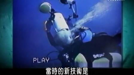 拍攝飞跃猛鲨.