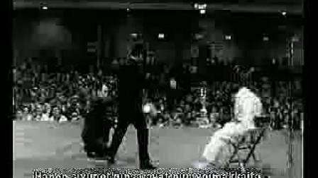 李小龙练习片段视频欣赏