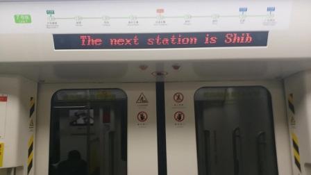 广州地铁7号线谢村-广州南区间