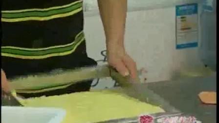 板栗饼教学视频