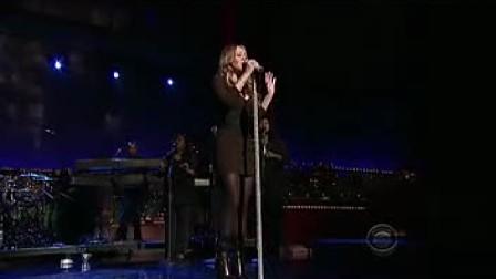 超好听欧美抒情摇滚:Mariah_Carey-H.A.T.E.U.(_Late_Show_With_