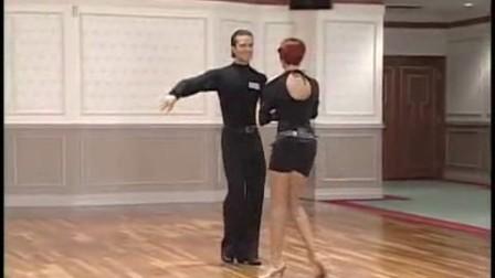 B2安德烈&卡塔琳娜拉丁舞教学_桑巴-动作名称
