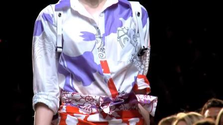 2012春夏纽约时装周秀场直击:Diane von Furstenberg