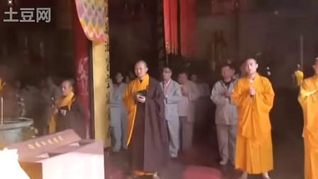 上供 2010.10.27 上海松江西林寺