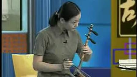 周佑君:京胡演奏入门14--泛音、揉弦