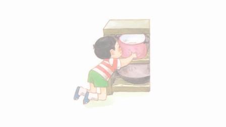 妈妈买绿豆-阿蕊爸亲子阅读录音(配动画图片版)