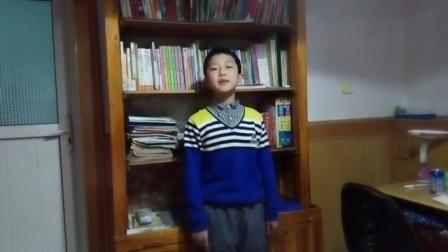 埃孚朗英语四年级学员Jack的自我介绍短视频