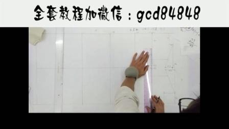 常州学服装设计裁剪工艺视频教程a服装设计图解a自学服装纸样打版制版免费视频教程