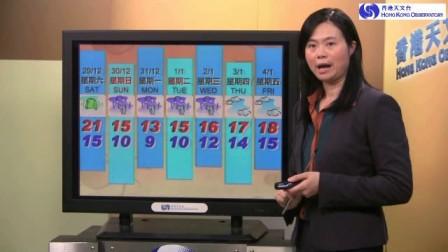 2012年天氣回顧-第一部分