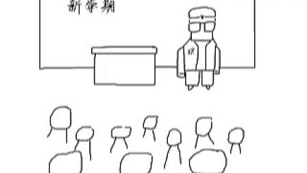 费解的老师 (一日一囧)080315