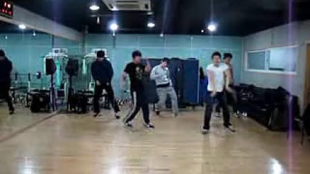 2PM SBS Dance Battle Making of