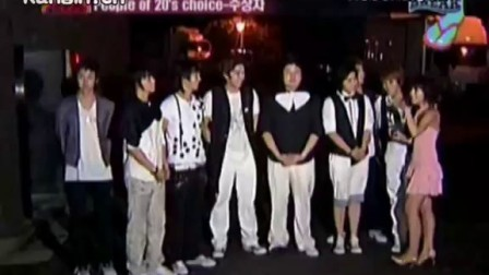20S'Choice.SuperJunior练习室公开070822 Mnet.20s'choice