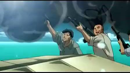 《Black Lagoon 黑礁》片头曲