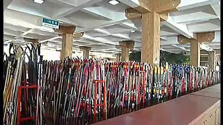 吉华滑雪专题片2006