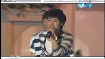 080814 Mnet MCD SJ-H.PajamaParty