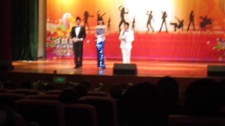 珠海市一职校2013年社团元旦汇演——《礼仪操》后闭幕(2012年12月30日(周日))第三节
