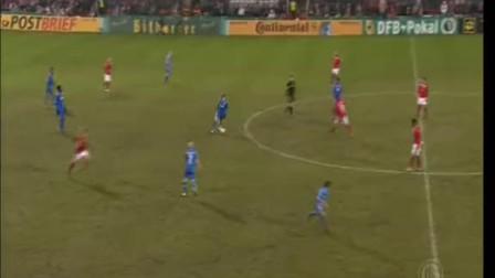 德国杯 科特布斯VS霍芬海姆 下半场