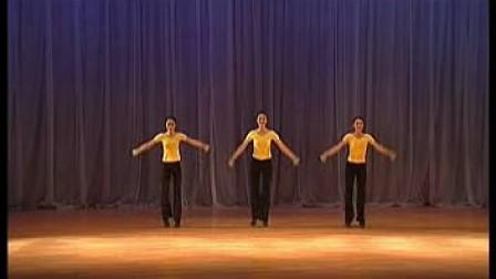 中国舞蹈家协会考级八级3、花球舞