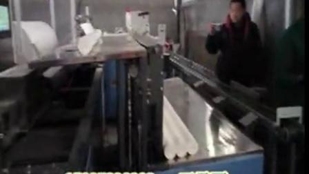 全自动带锯自动切卫生纸生产线