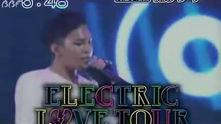 100216 MorningCall ABCnews ELECTRIC LOVE TOUR-Bigb