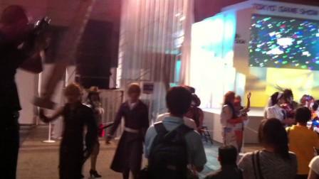 東京遊戲展2011Kaname