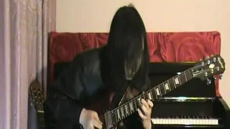 济南电吉他培训  新版【 卡农】济南郭昂吉他