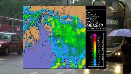 加強熱帶氣旋資訊服務