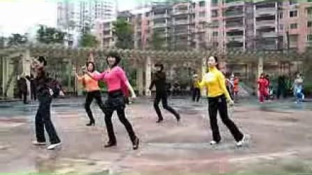 www.gcwzj.com .周思萍广场舞系列-走进咖啡屋(流畅)
