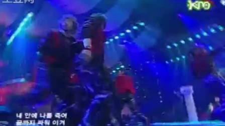 051224 Twins童源MC.KM Show Music Tank .红色