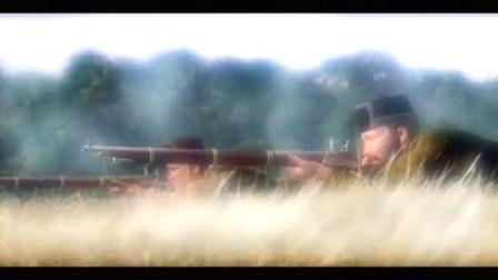 《帝国时代三》宣传动画