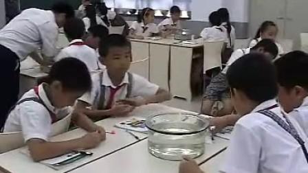 改变物体在水中的沉浮教科版小学三年级科学优秀课实录视频视频
