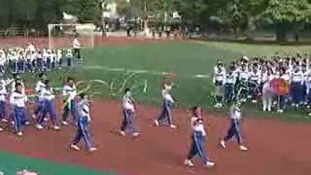 广州市海珠区昌岗东路小学校运会开幕式
