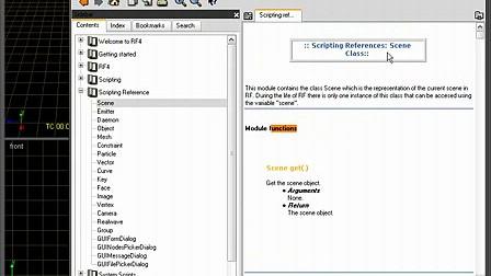 DT--Realflow 4脚本教程 04