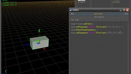 DT--Realflow 4脚本教程 08
