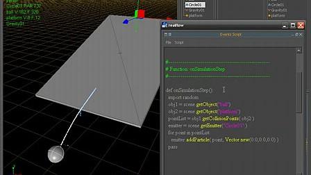 DT--Realflow 4脚本教程 15