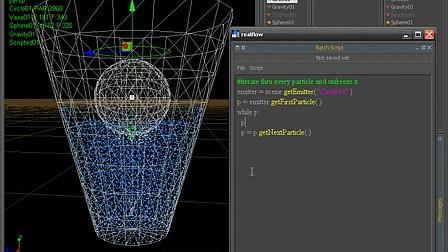 DT--Realflow 4脚本教程 23