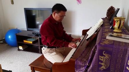 我带了一天的钢琴学生